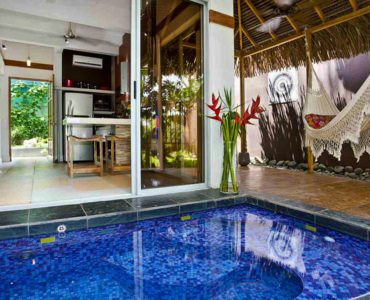 Beachfront Manuel Antonio Vacation Rental Villa