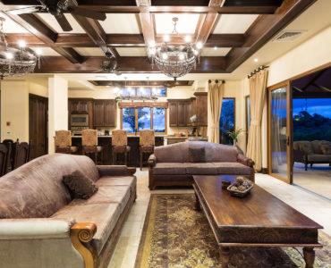 Villa Marbella great room